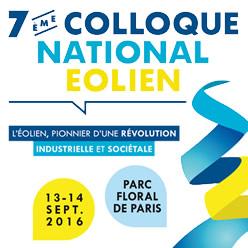 7ème colloque national eolien