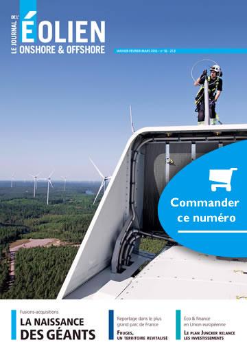 Commander le numero 18 du journal de l'éolien